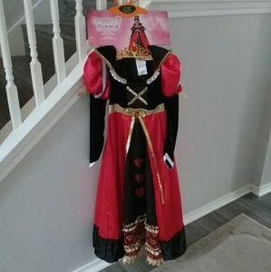 Queen of Hearts Costume